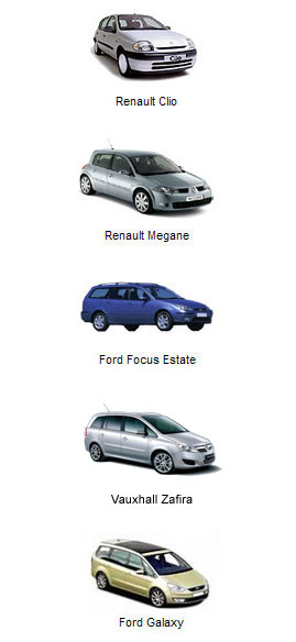 Car Hire Booking Enquiry