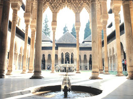 The Alhambra - Rural Granada Villas